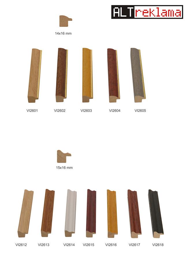 Rahmen aus Holz | ALT reklama